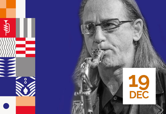 A tribute to lester young ticketpagina afbeelding