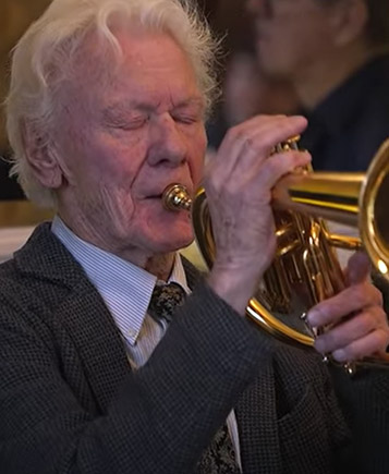 Online stream tribute to Clark Terry 'A song for lost friends'