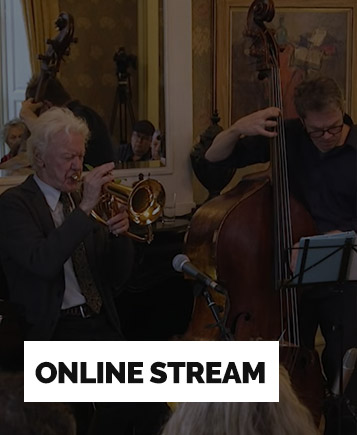 Online stream tribute to Clark Terry 'Smile – My ideal' Hover