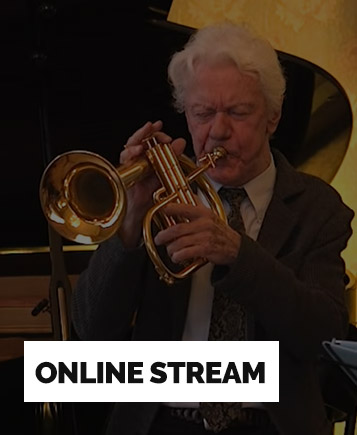 Online stream tribute to Clark Terry 'The touch of your lips' Hover