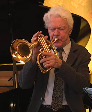 Online stream tribute to Clark Terry 'The touch of your lips'